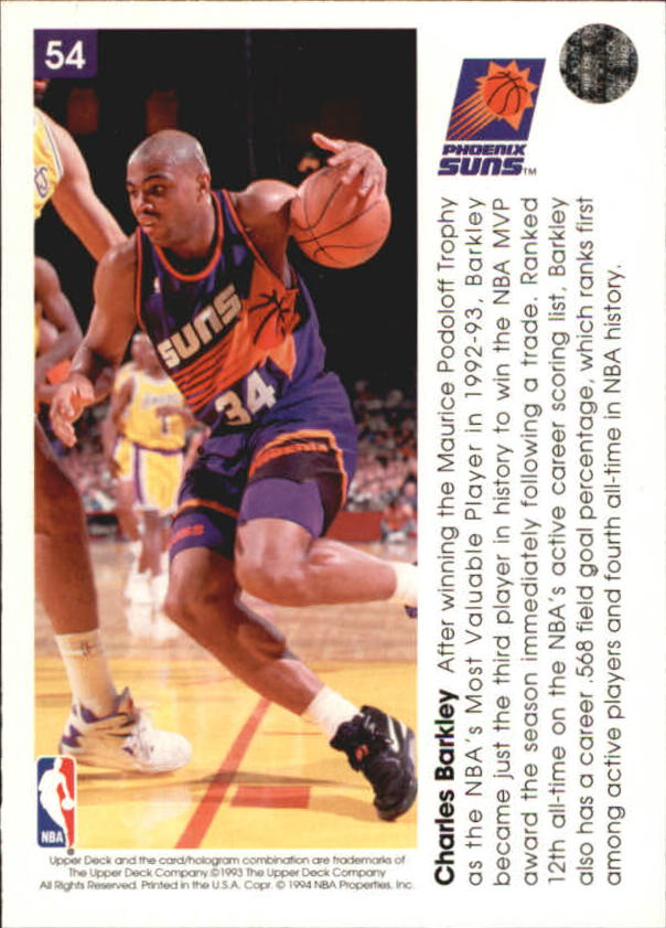 1993-94-Upper-Deck-Pro-View-Basketball-Cards-Pick-From-List thumbnail 91