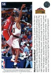 1993-94-Upper-Deck-Pro-View-Basketball-Cards-Pick-From-List thumbnail 99