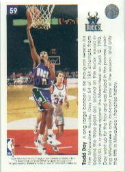 1993-94-Upper-Deck-Pro-View-Basketball-Cards-Pick-From-List thumbnail 101