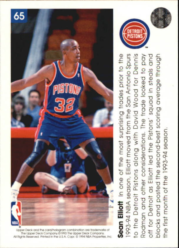 1993-94-Upper-Deck-Pro-View-Basketball-Cards-Pick-From-List thumbnail 113
