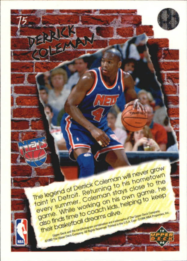 1993-94-Upper-Deck-Pro-View-Basketball-Cards-Pick-From-List thumbnail 129