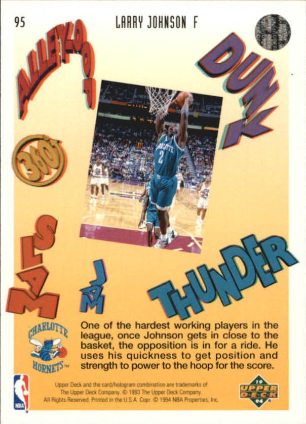 1993-94-Upper-Deck-Pro-View-Basketball-Cards-Pick-From-List thumbnail 160