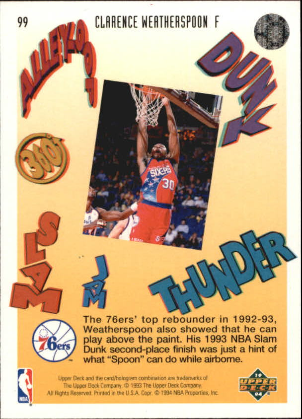 1993-94-Upper-Deck-Pro-View-Basketball-Cards-Pick-From-List thumbnail 166