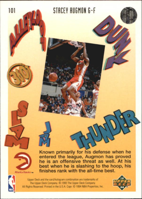 1993-94-Upper-Deck-Pro-View-Basketball-Cards-Pick-From-List thumbnail 170