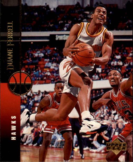 1994-95 Upper Deck #58 Duane Ferrell