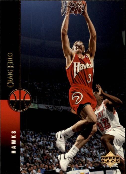 1994-95 Upper Deck #81 Craig Ehlo