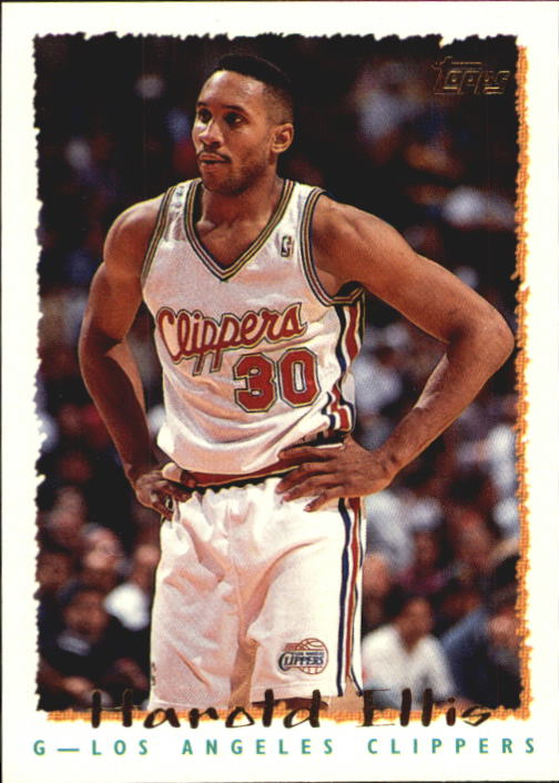 1994 95 Topps 215 Harold Ellis A2300 Nm Mt