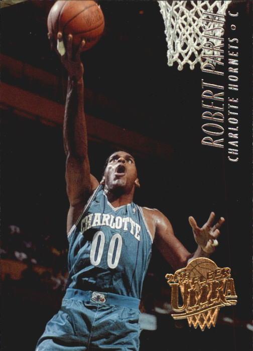 1994-95 Ultra #24 Robert Parish