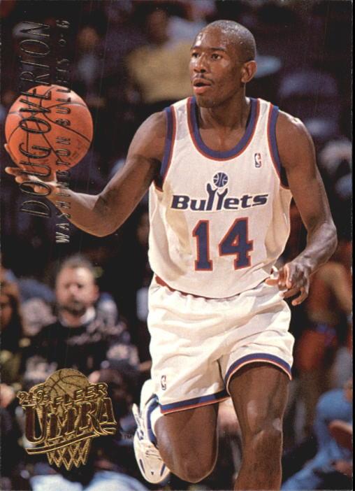 1994-95 Ultra #345 Doug Overton