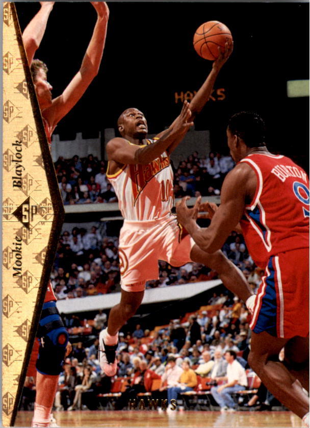 1994-95 SP #33 Mookie Blaylock