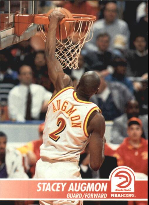 1994-95 Hoops #1 Stacey Augmon