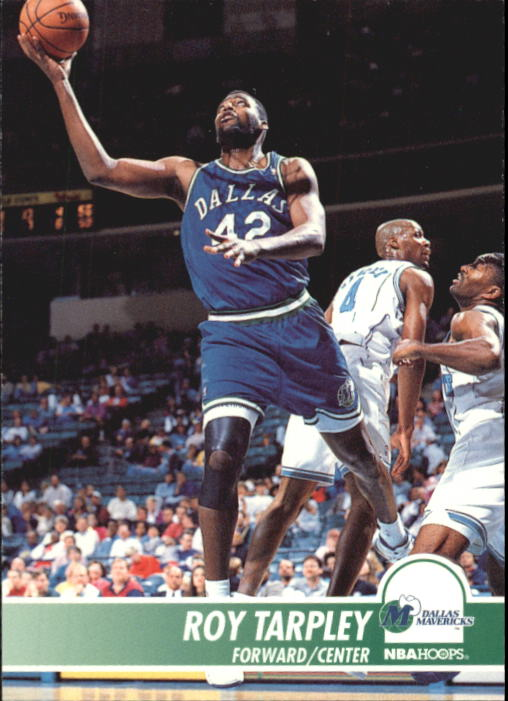 1994-95 Hoops #318 Roy Tarpley