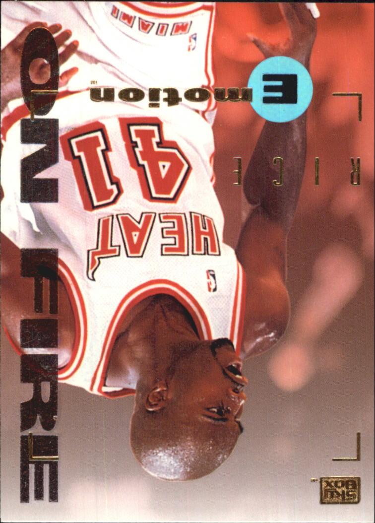 1994-95 Emotion #51 Glen Rice