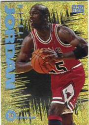 1994-95 Emotion N-Tense #N3 Michael Jordan