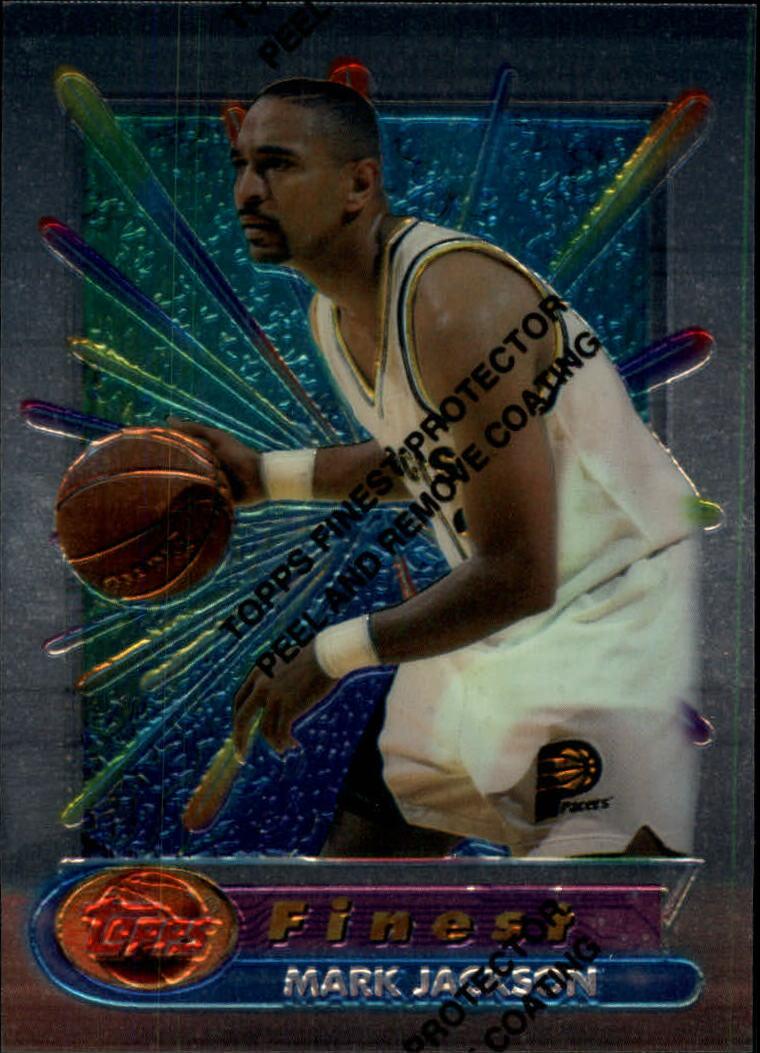 1994-95 Finest #247 Mark Jackson