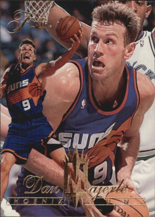 1994-95 Flair #119 Dan Majerle