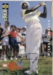 1994-95 Collector's Choice Silver Signature #204 Michael Jordan PRO