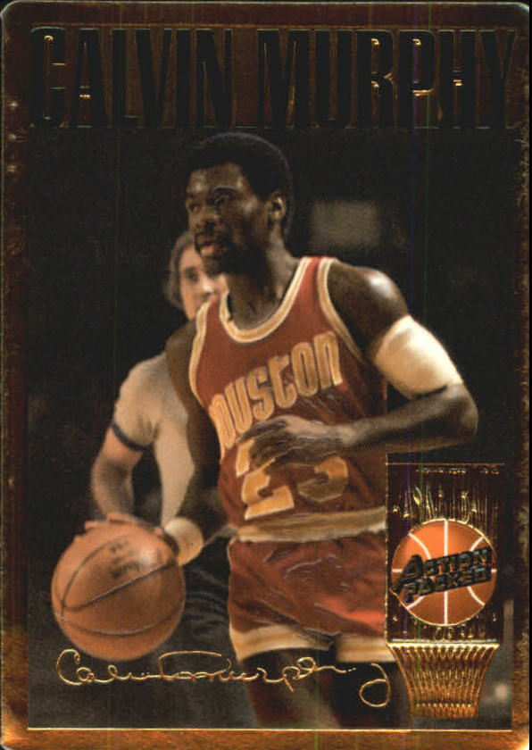 1995 Action Packed Hall of Fame #11 Calvin Murphy