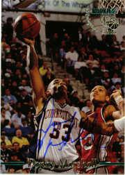 1995 Classic Autographs #37 Donny Marshall/4000