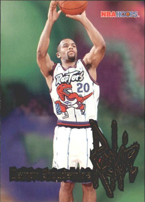1995-96 Hoops #286 Damon Stoudamire RC