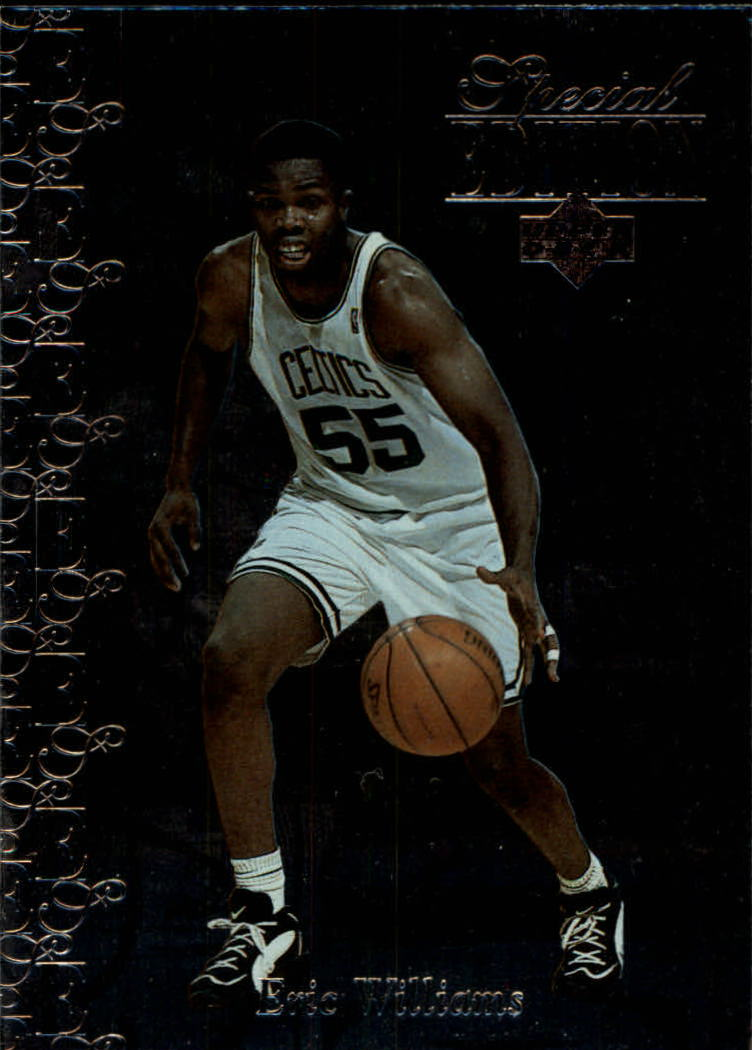 1995-96 Upper Deck Special Edition #96 Eric Williams