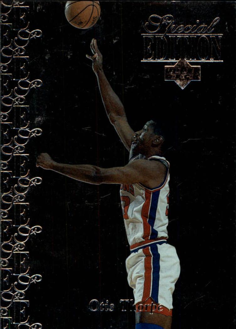 1995-96 Upper Deck Special Edition #114 Otis Thorpe
