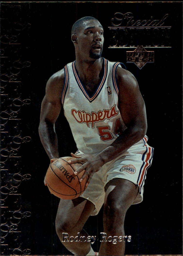 1995-96 Upper Deck Special Edition #125 Rodney Rogers