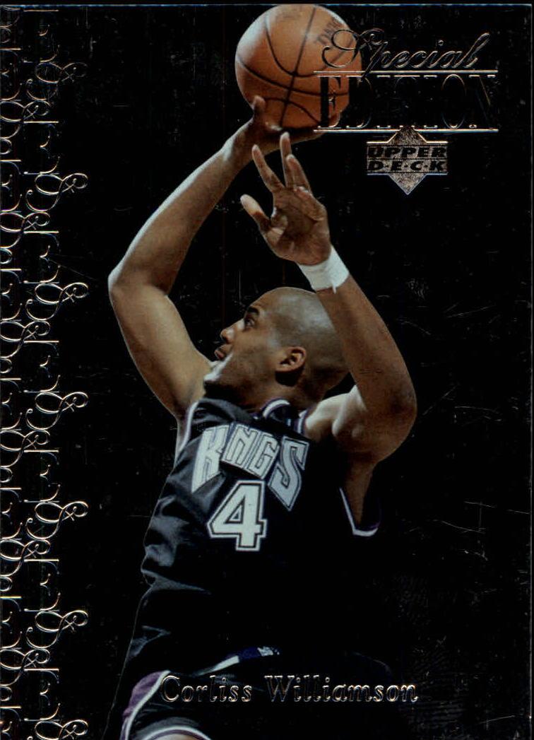 1995-96 Upper Deck Special Edition #160 Corliss Williamson