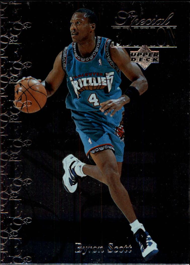 1995-96 Upper Deck Special Edition #177 Byron Scott