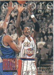1995-96 Ultra #306 Clyde Drexler ENC