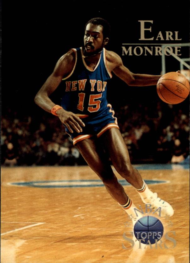 1996 Topps Stars #31 Earl Monroe