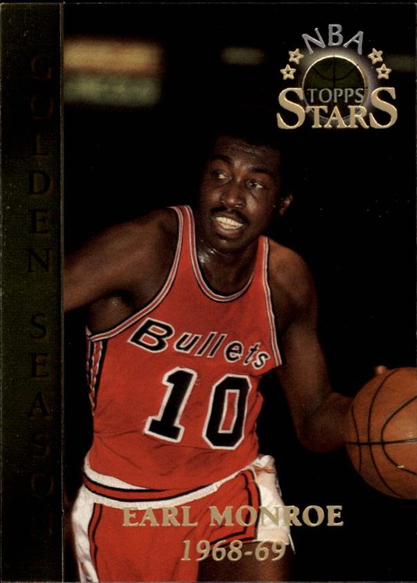 1996 Topps Stars #81 Earl Monroe GS