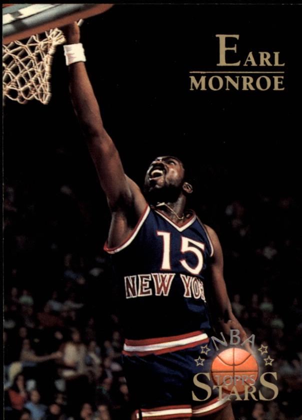 1996 Topps Stars #131 Earl Monroe