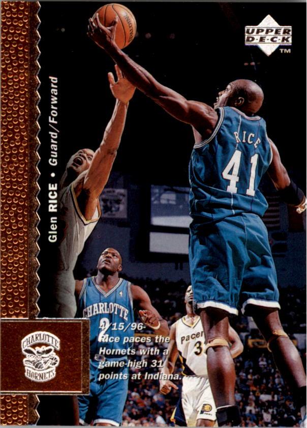 1996-97 Upper Deck #14 Glen Rice