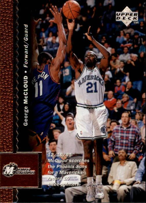 1996-97 Upper Deck #25 George McCloud