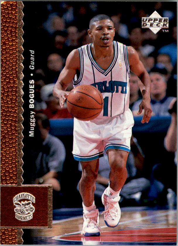 1996-97 Upper Deck #189 Muggsy Bogues