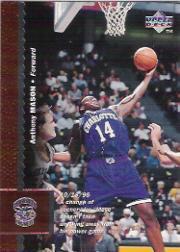 1996-97 Upper Deck #192 Anthony Mason