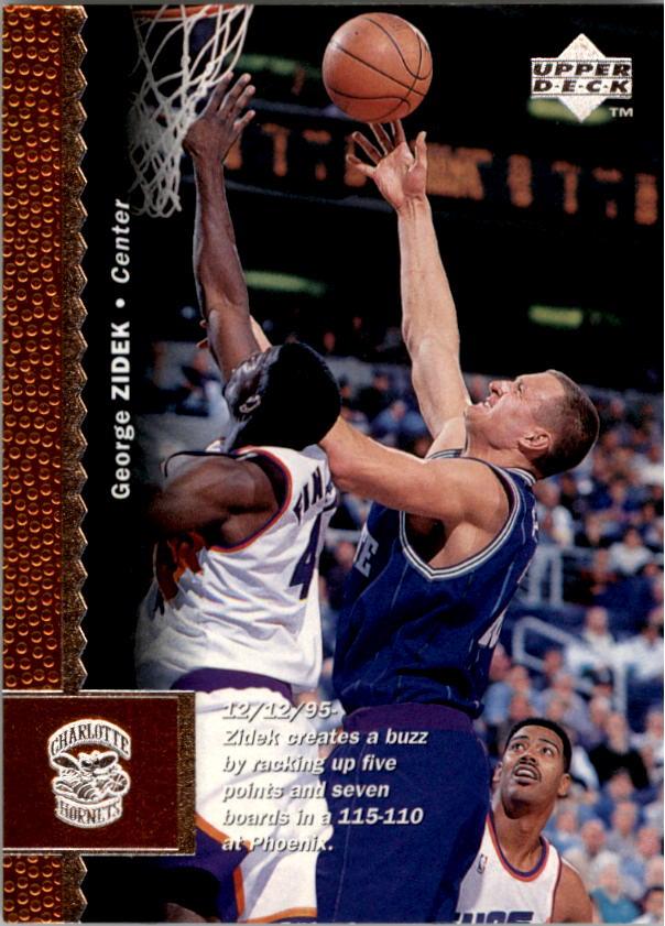 1996-97 Upper Deck #193 George Zidek