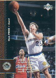 1996-97 Upper Deck #220 Mark Price