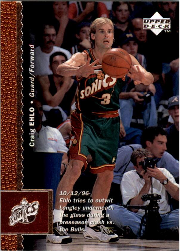 1996-97 Upper Deck #296 Craig Ehlo
