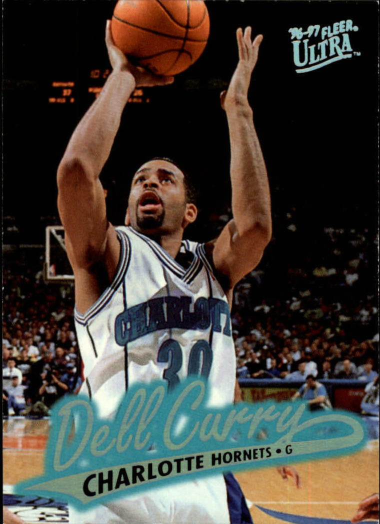 1996-97 Ultra #11 Dell Curry