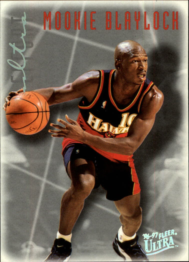 1996-97 Ultra #139 Mookie Blaylock UE