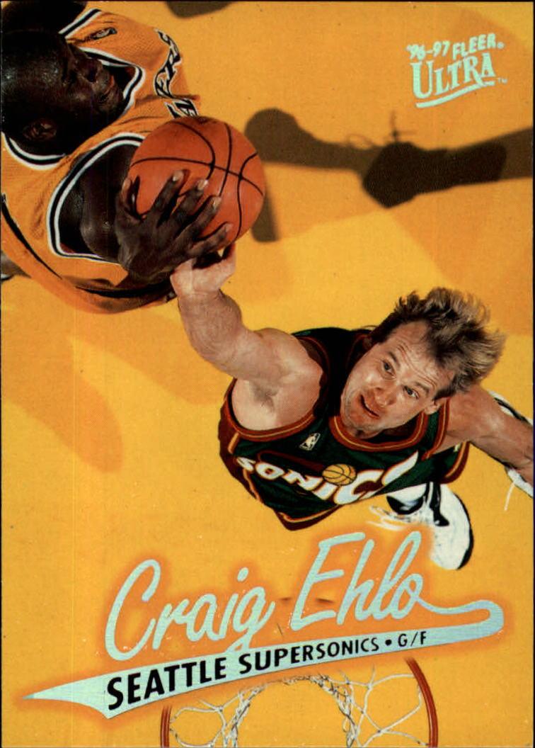 1996-97 Ultra #245 Craig Ehlo