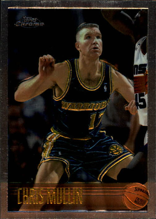 1996-97 Topps Chrome #69 Chris Mullin