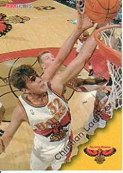 1996-97 Hoops #4 Christian Laettner