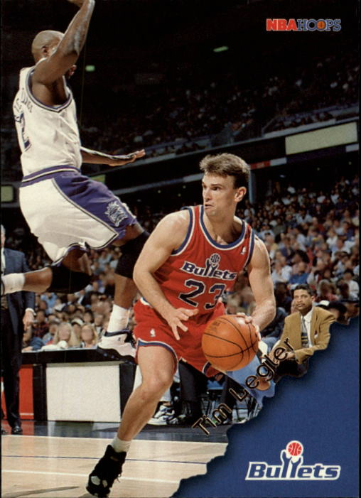 1996-97 Hoops #171 Tim Legler