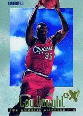 1996-97 E-X2000 Credentials #28 Loy Vaught