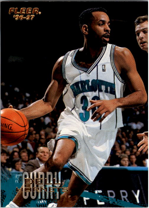 1996-97 Fleer #10 Dell Curry