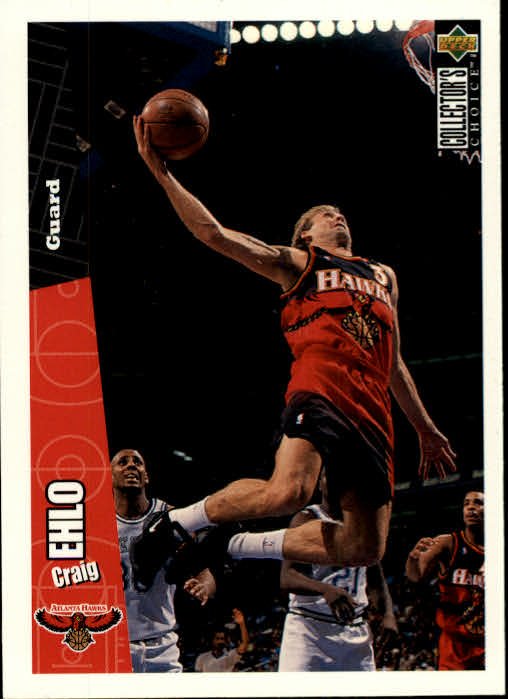 1996-97 Collector's Choice #4 Craig Ehlo