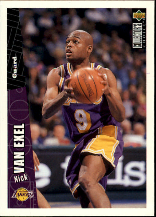 1996-97 Collector's Choice #271 Nick Van Exel